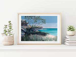 BAY OF TRANQUILITY- LIMITED EDITION PRINT