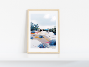 HIGHEST POINT- LIMITED EDITION PRINT