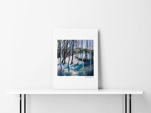 TO THE LAKE- LIMITED EDITION PRINT