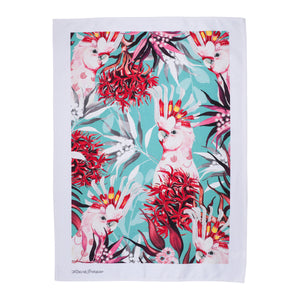MAJOUR MITCHELL TEA TOWEL