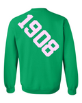 Alpha Kappa Alpha Anchor Crewneck Sweatshirt (Green)
