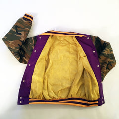 "Omega Psi Phi ""Camo Sleeve Jacket"""