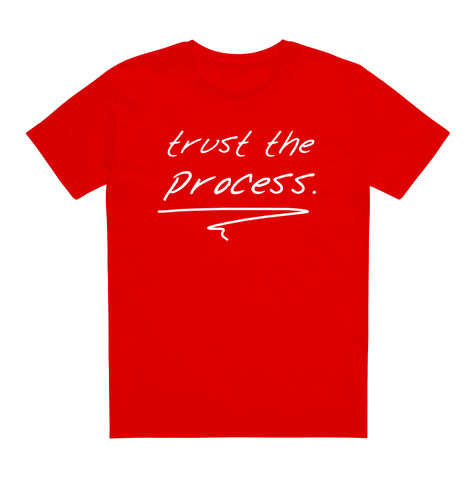 trust the process[red/white]