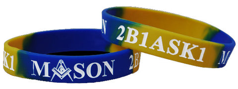 2B1ASK1 WRISTBANDS