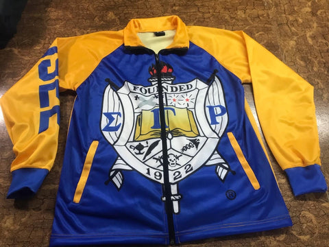 SGRHO Shield Track Jacket