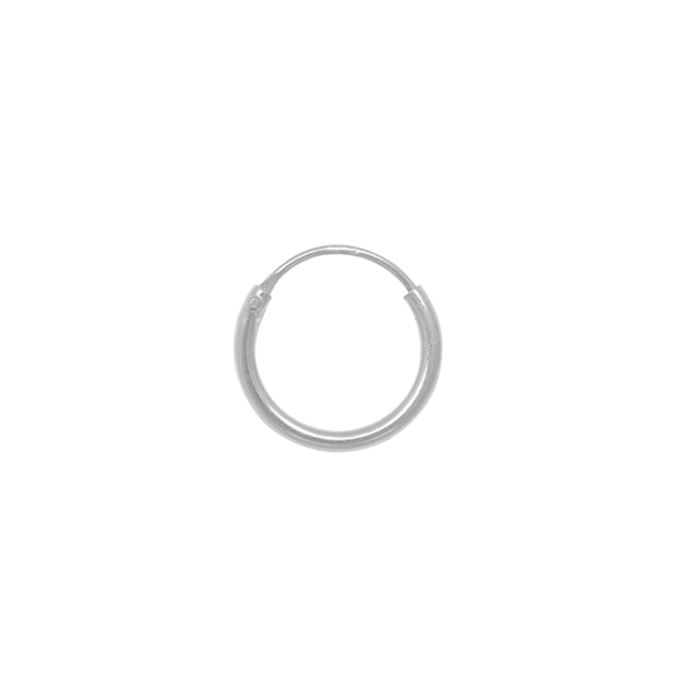 Basic oorring 925 sterling zilver