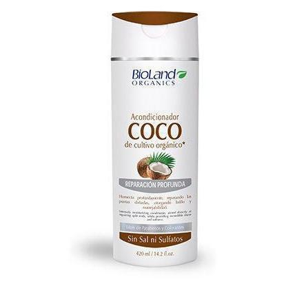 Bioland Organic Coconut Conditioner 440ml