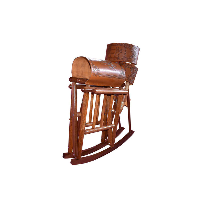 Medium Back RockingChair Tucan Design