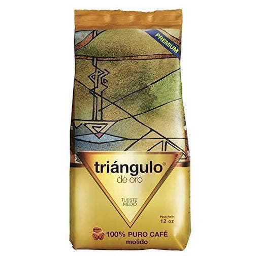 Cafe Triangulo de Oro Coffee Premium 12oz