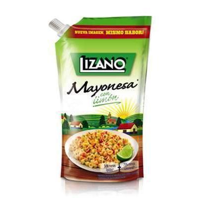 Mayonnaise with lemon Lizano 14 oz