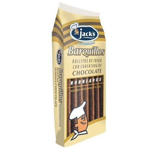Chocolate Jacks Barquillos 5 oz