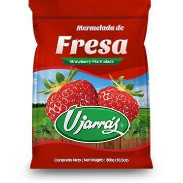 Strawberry Jelly Ujarras 10.6 oz (Plastic Bag)