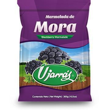 Blackberry Jelly Ujarras 10.6 oz(Plastic Bag)