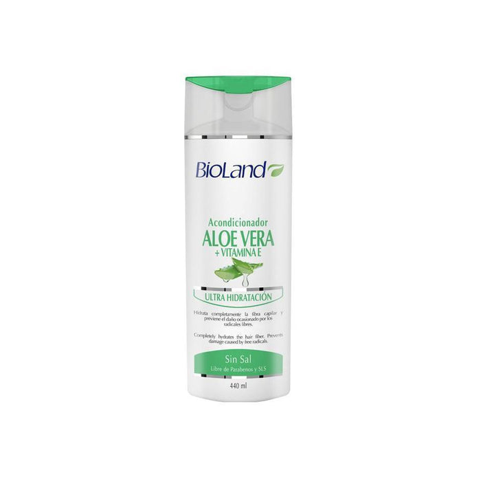 Bioland Aloe Vera + Vitamin E Conditioner 440 ml