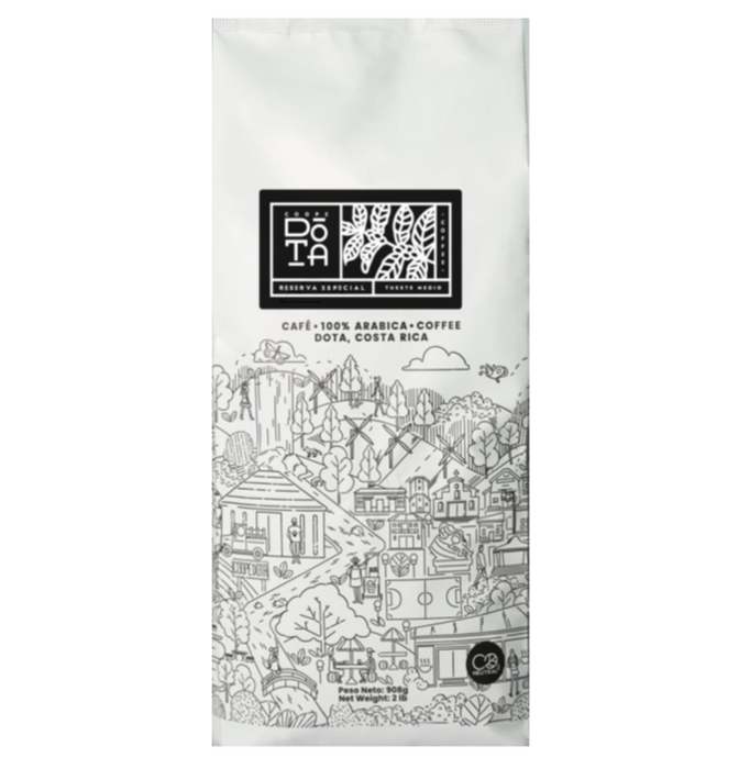 Cafe Dota Special Reserve + CO2 Neutral Ground Coffee 2lbs