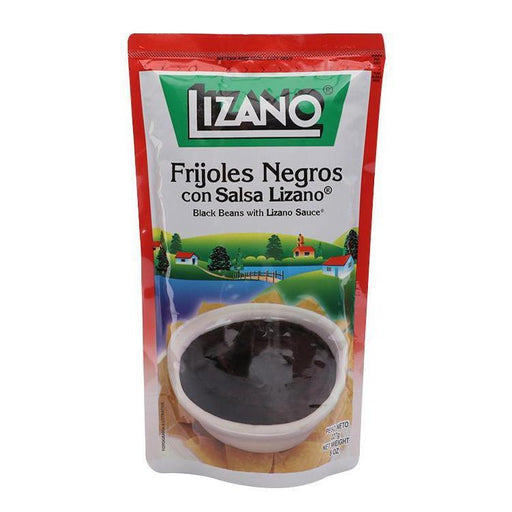 Lizano Mashed Black Beans 8oz