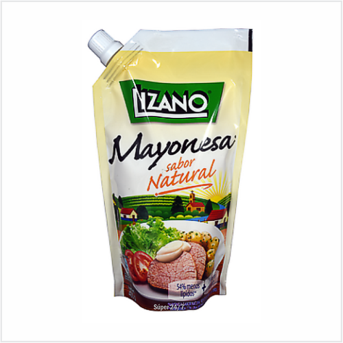 Mayonnaise Lizano 14 oz