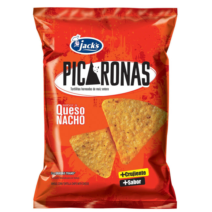 Jacks Picaronas 6.1 oz