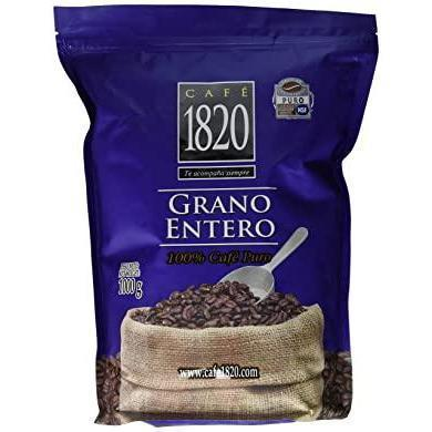 Cafe 1820 Coffee 2.2 lb Whole Bean