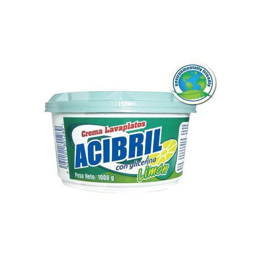 Acibril Lima dishwashing paste 2 lbs