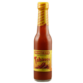 Banquete Tabasco 6-pack 2.3 oz