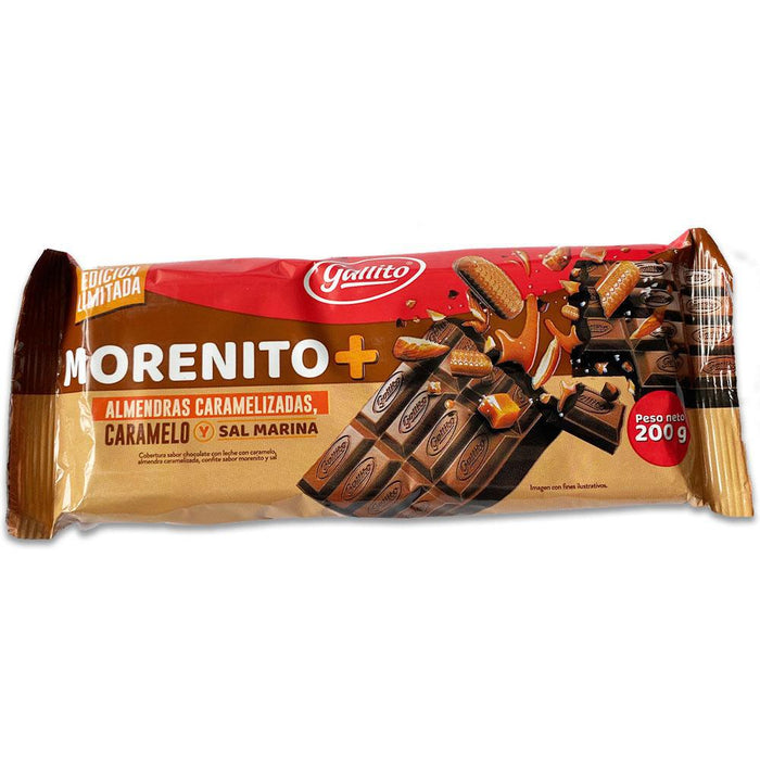 Limited edition Morenito Chocolate Bar 7oz