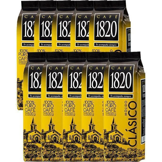 Cafe 1820 Coffee  10-pack 1.1 lbs (ground)