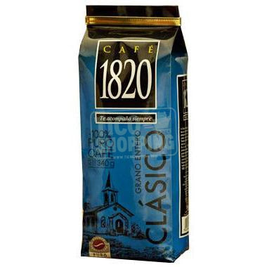 Cafe 1820 Coffee 12oz Whole Bean