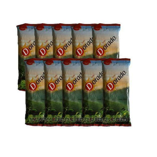 Cafe Dorado Coffee 10-pack 1 lb (ground)