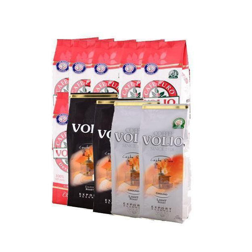Cafe Volio Coffee Variety 10-Pack