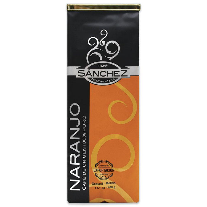 Cafe Sanchez Naranjo Coffee 1 lbs