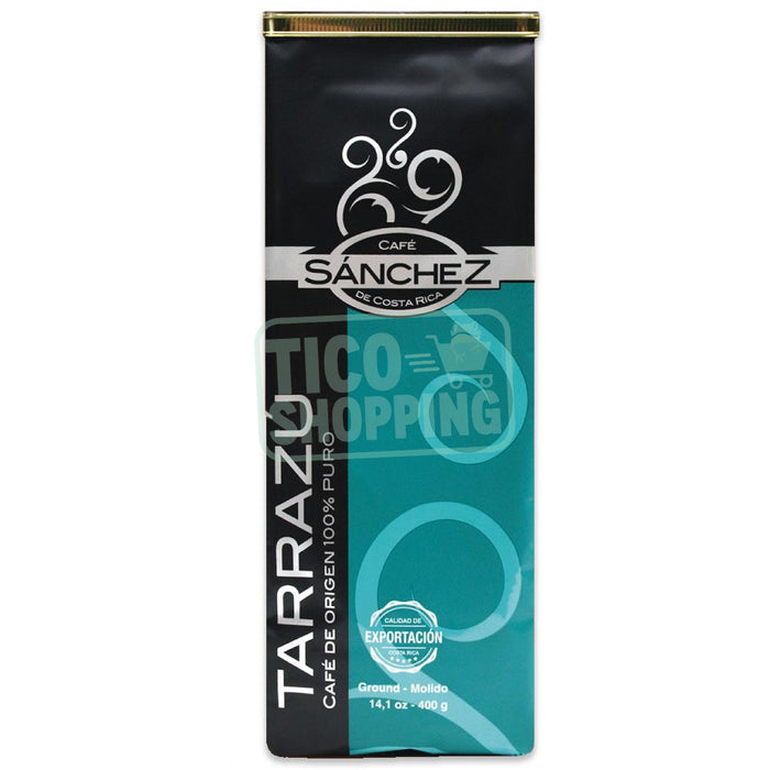10-pack Cafe Sanchez Tarrazu Coffee 1 lbs