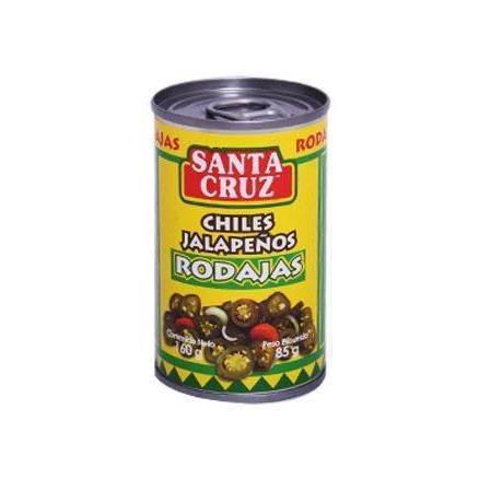 Jalapeno Peppers Santa Cruz 5.5 oz