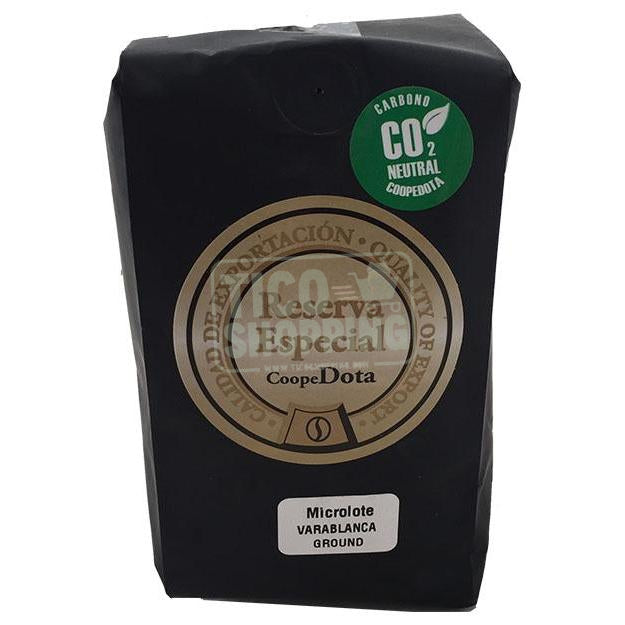 Cafe Dota Special Reserve + CO2 Neutral Ground Coffee 1lbs
