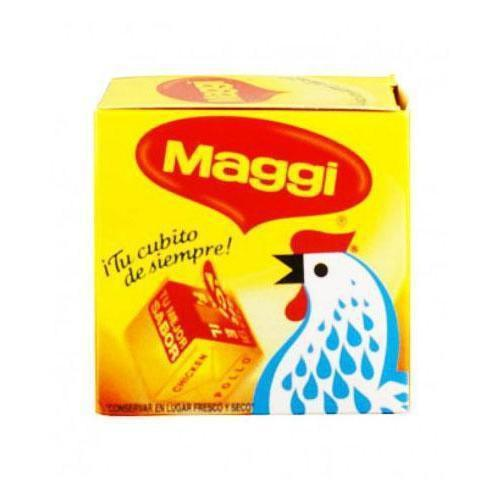Maggi Chicken Seasoning  Cubitos  25u