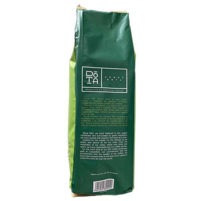 Cafe Dota Quetzal Coffee 18oz