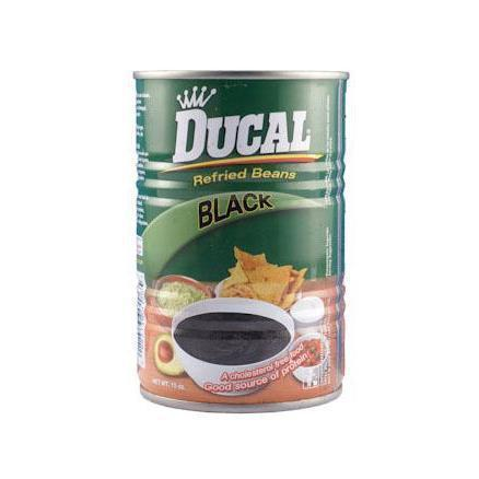 Ducal Black Mashed Beans 5.5 oz