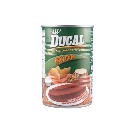 Ducal Red Mashed Beans 16 oz