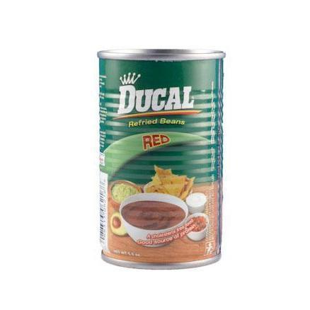 Ducal Red Mashed Beans 5.5 oz