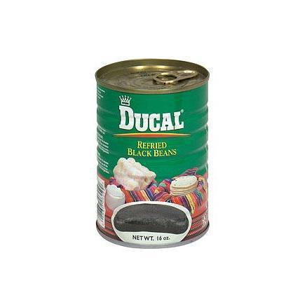 Ducal Black Mashed Beans 16 oz