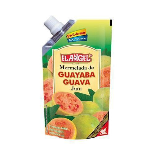 Guava Jelly El Angel 9 oz Doypack easy open