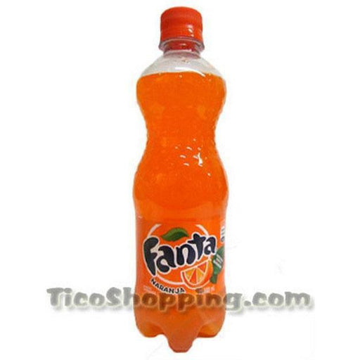 Orange Fanta 20 oz
