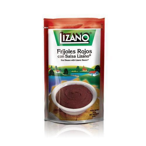 Lizano Mashed Red Beans 8oz