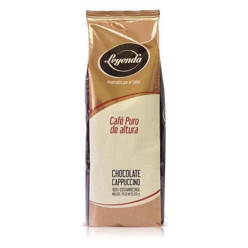 Cafe Leyenda Chocolate Capuccino Flavored Coffee 0.6 lb (ground)