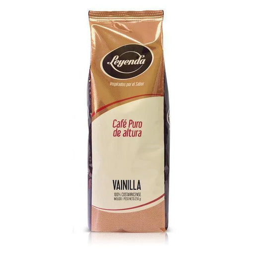 Cafe Leyenda Vanilla Nut Flavored Coffee 0.6 lb (ground)