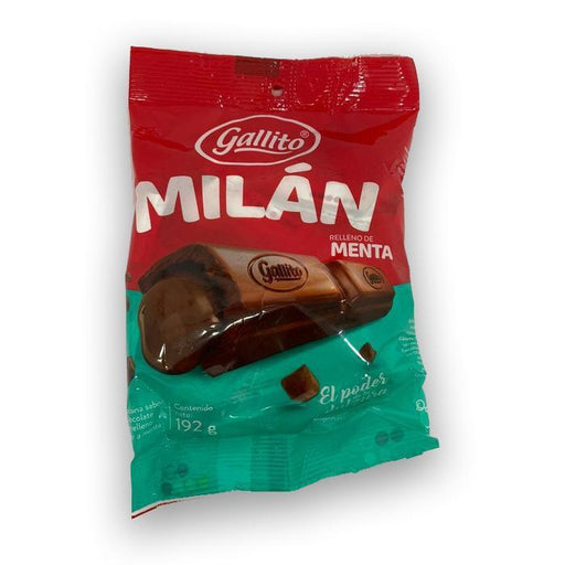 Gallito Mint-Chocolate Milan 12u