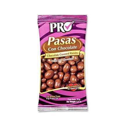 Chocolate Covered Raisins by Pro 3oz