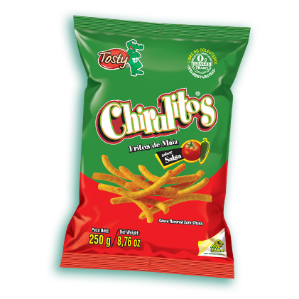 Tosty Chirulitos 250g