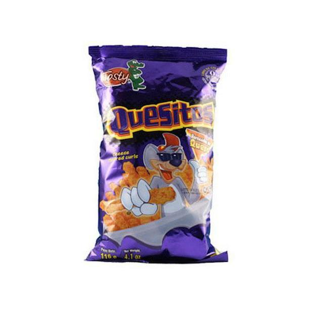 Tosty´s Quesitos 3.5 oz