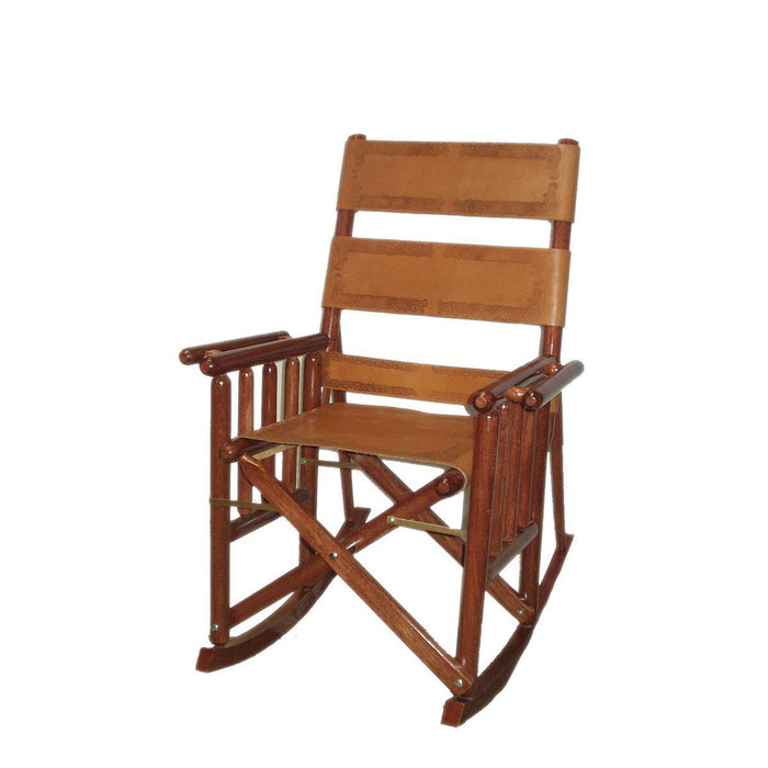 Medium Back Rocking Chair Colochos Design